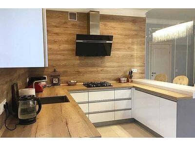 Кухонный фартук из кварцвинила Moduleo