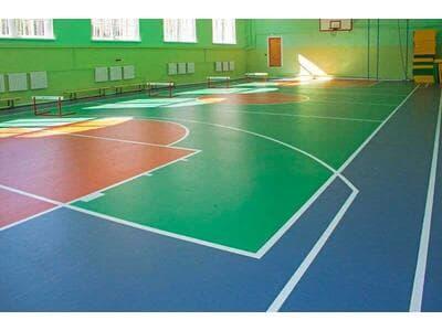 Спортивный зал школы 46