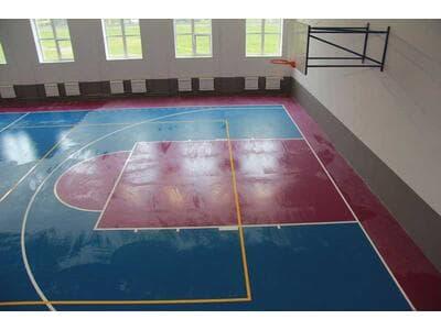 Спортивный зал в институте