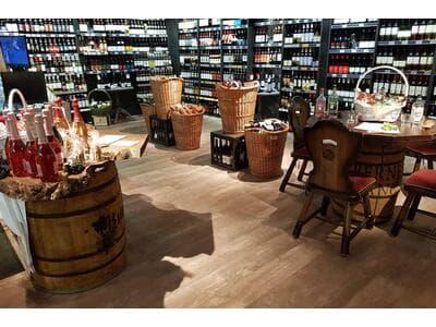 Магазин алкогольных напитков «Виниссимо»