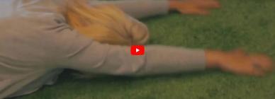 Искусственная трава Oryzon в студии Брюсель