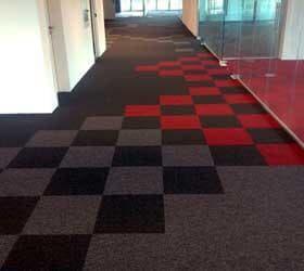 Что такое ковровая плитка – обзор новинки напольных покрытий