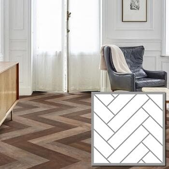 Moods Herringbone Medium