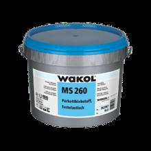 Клей WAKOL MS 260, жесткоэластичный