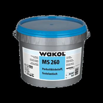 Клей WAKOL MS 260, 18кг. жесткоэластичный