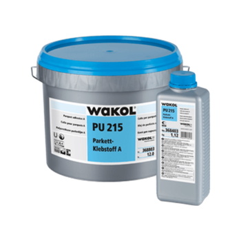 Клей WAKOL PU 215, 1,12 кг B-комп.
