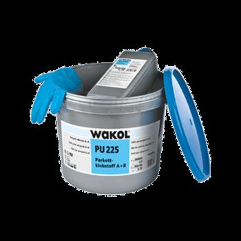 Клей WAKOL PU 225, 8,9 кг A-комп.