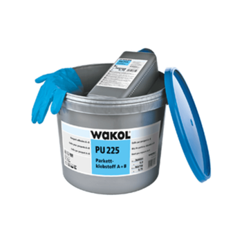 Клей WAKOL PU 225, 1,1кг B-комп.