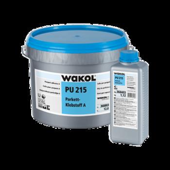 Клей WAKOL PU 215, 12,0 кг A-комп.