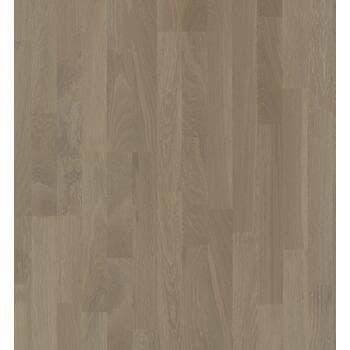 Паркетная доска BerryAlloc Essentiel-3strip KAOLIN Oak (сорт-Authentique) браш., мат.лак 61000940