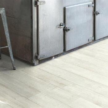 Кварц-виниловая плитка QuickStep Артизан серый Balance Click BACL40040
