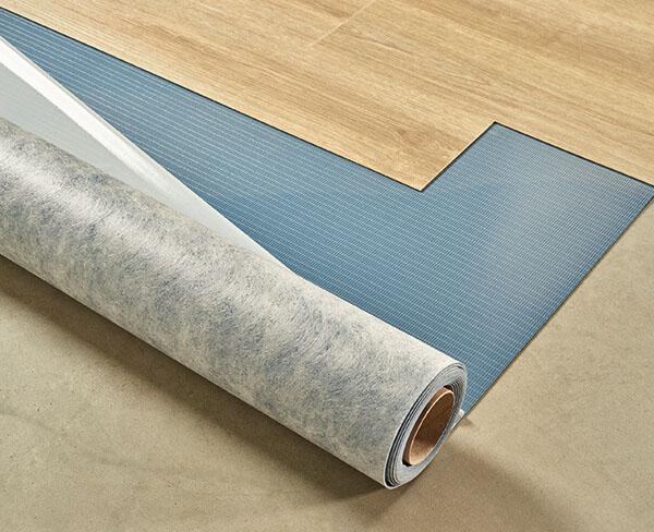 Подложка XTRAFLOOR™ FLEX PRO для укладки клеевой и замковой виниловой плитки